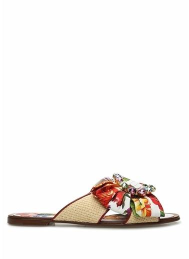 Dolce&Gabbana Terlik Renkli